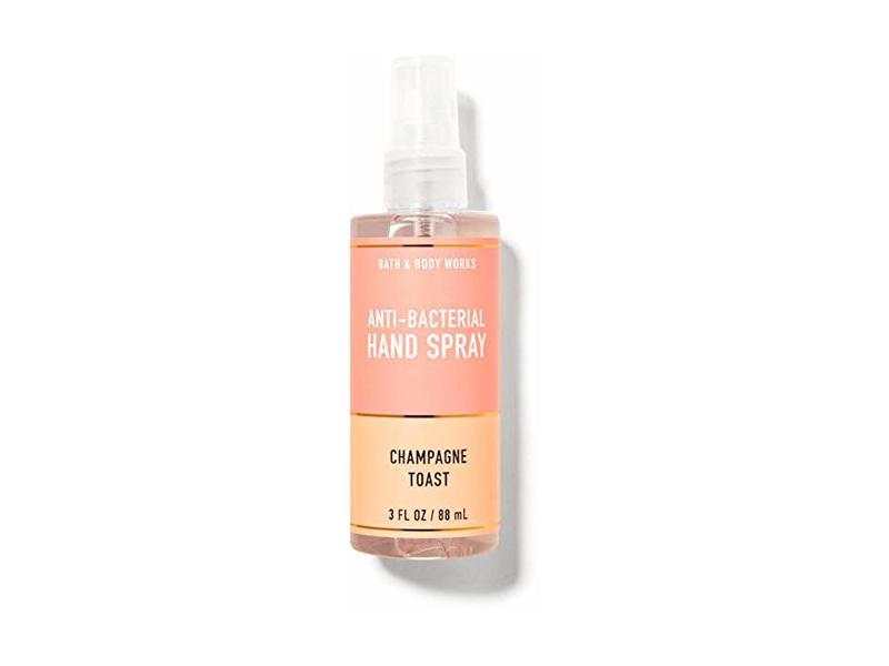 Bath & Body Works Handibac Anti-bacterial Hand Spray, Champagne Toast, 3 fl oz
