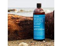 Cove Unscented Castile Soap 33.8 oz - Image 6