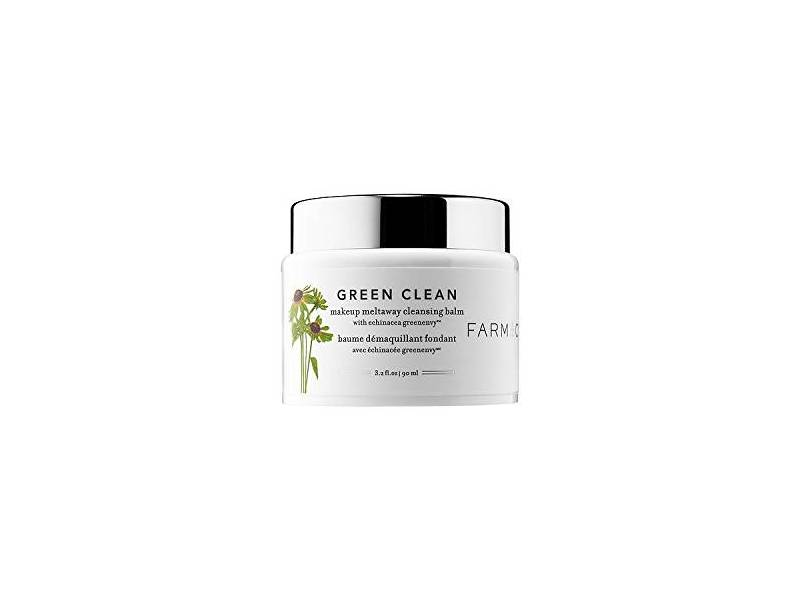 Farmacy Green Clean Makeup Meltaway Cleansing Balm, 3 fl oz