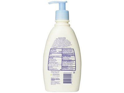 Aveeno Baby Daily Moisture Lotion, Fragrance Free, 12 Ounce (Pack of 6) - Image 6