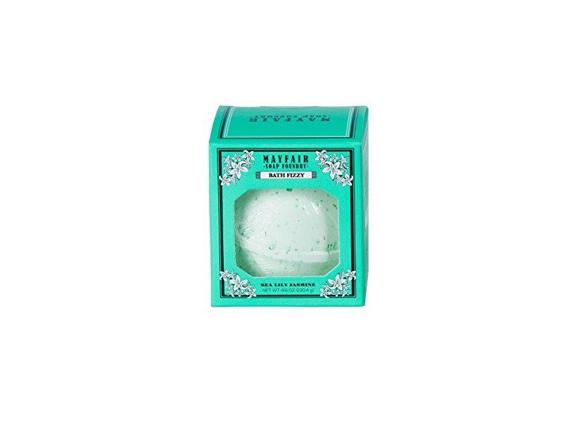 Mayfair Soap Foundry Bath Fizzy, Sea Lily Jasmine, 4.6 oz