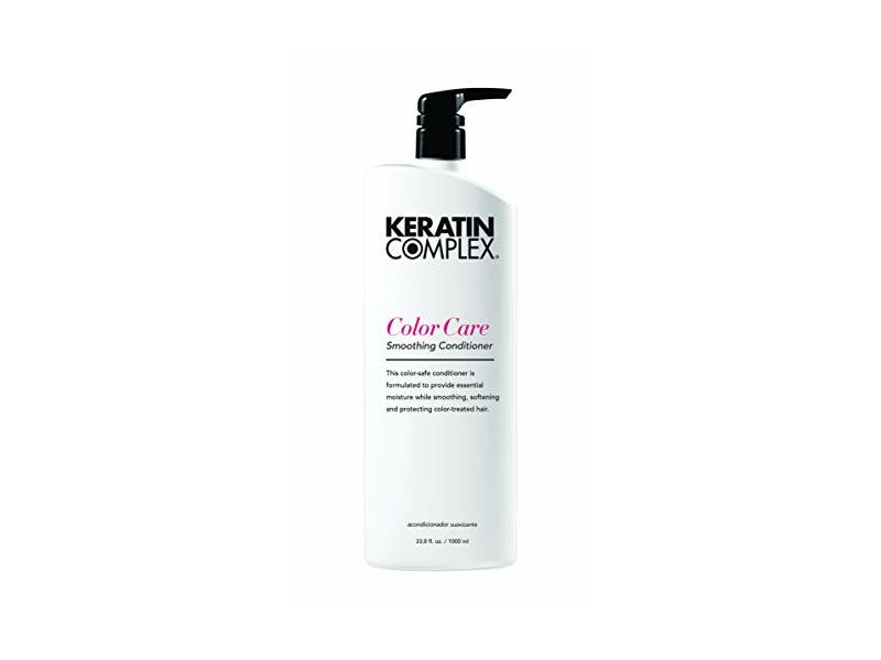 Keratin Complex Color Care Smoothing Conditioner, 33.8 fl oz/1000 mL