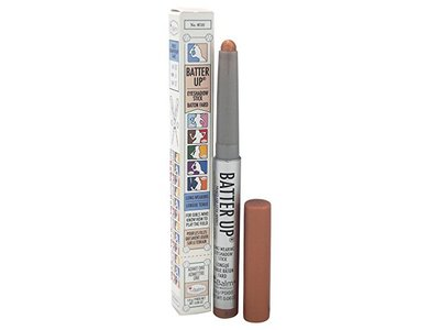 theBalm Batter Up Eyeshadow Stick, Curveball, Long-Wearing, 0.6 oz