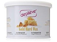 Depileve European Gold Hard Wax, 14 oz - Image 2