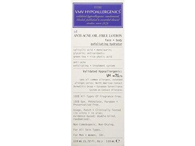 VMV Hypoallergenics ID Oil-free Clarifying Lotion, 3.72 Fluid Ounce - Image 4