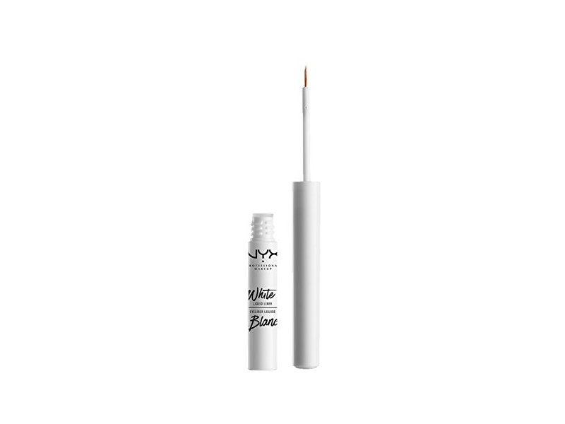 NYX White Liquid Liner, .01 oz