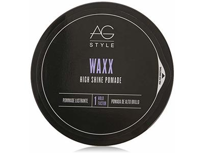 AG Style Waxx High Shine Pomade, 2.5 Fl Oz