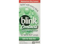 blink Contacts Lubricating Eye Drops 10 mL (Pack of 7) - Image 2