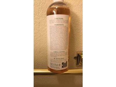 Puracy Natural Daily Sulfate-Free Hair Shampoo, Citrus & Mint, 16 Fluid Ounce - Image 4