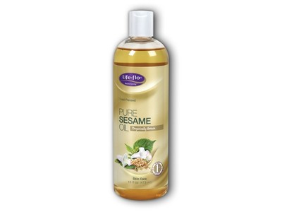 Life-Flo Organic Pure Sesame Oil
