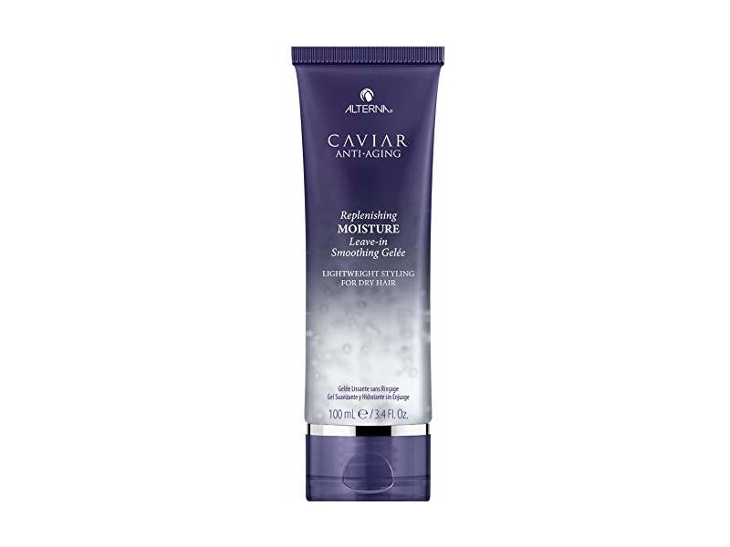 CAVIAR Anti-Aging Replenishing Moisture Leave-in Smoothing Gelee, 3.4-Ounce