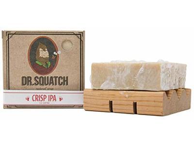 Dr. Squatch Crisp IPA Men's Bar Soap, 5 oz - Image 6