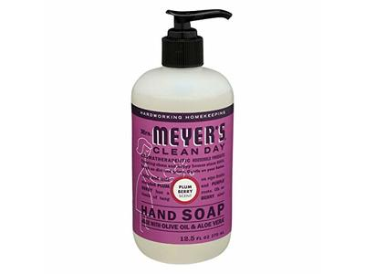 Mrs Meyer's, Hand Soap Liq Plumberry, 12.5 Ounce