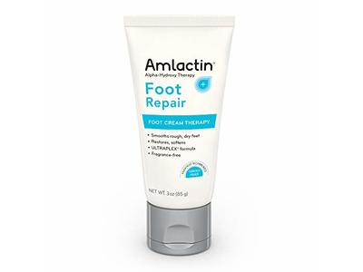 Amlactin Foot Repair, Foot Cream Therapy, 3 oz/85 g