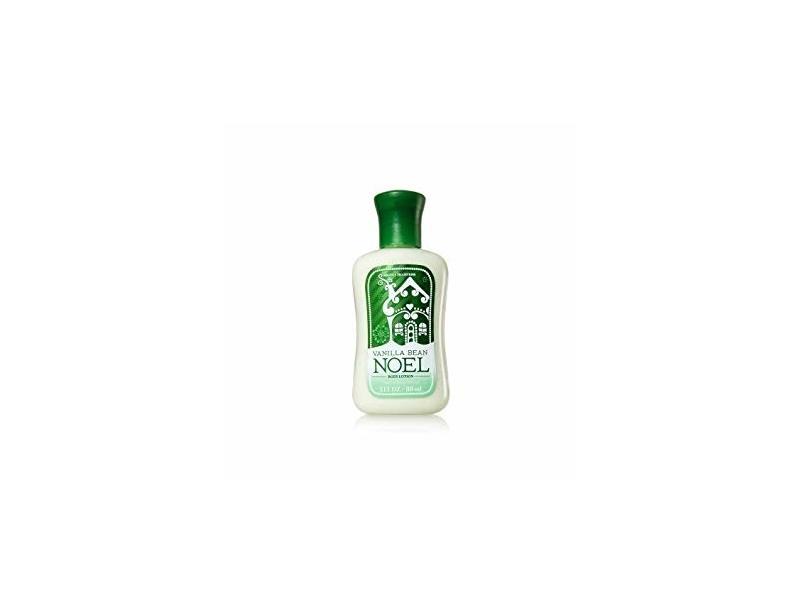 Bath & Body Works Vanilla Bean Noel Body Lotion, 3 fl oz