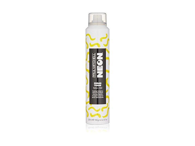 Paul Mitchell Neon Sugar Tease Hairspray, 6.7 oz