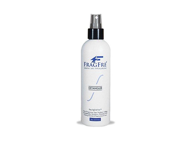 FragFre Sensitive, Safe & Hypoallergenic Detangler, 8 oz