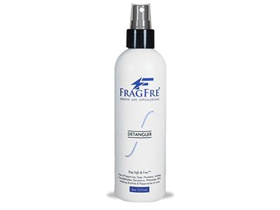 FragFre Sensitive, Safe & Hypoallergenic Detangler, 8 oz