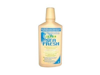 Jason Mouthwash, Sea Fresh, 11 oz