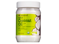 Gold Emblem Abound Organic Coconut Oil Refined, 14 oz - Image 2