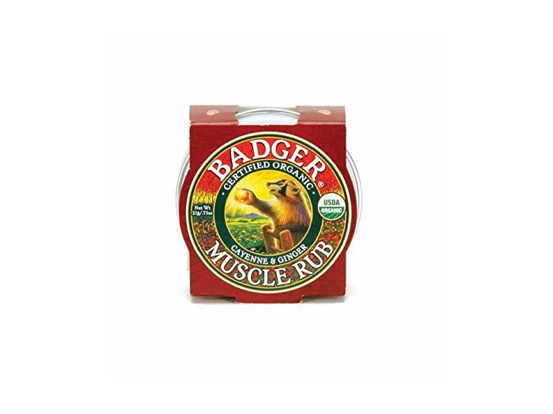Badger Sore Muscle Rub, .75 oz