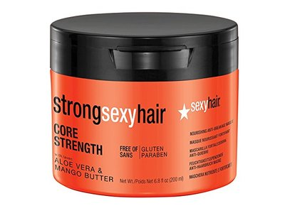 Sexy Hair Core Strength Nourishing Anti-Breakage Masque, 6.8 Ounce