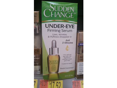 Sudden Change Sudden Change Under-Eye Firming Serum, 0.23 oz (Pack of 3) - Image 7