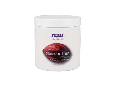 Now Solutions Cocoa Butter (100% Pure), 7 oz (4 Pack) - Image 1