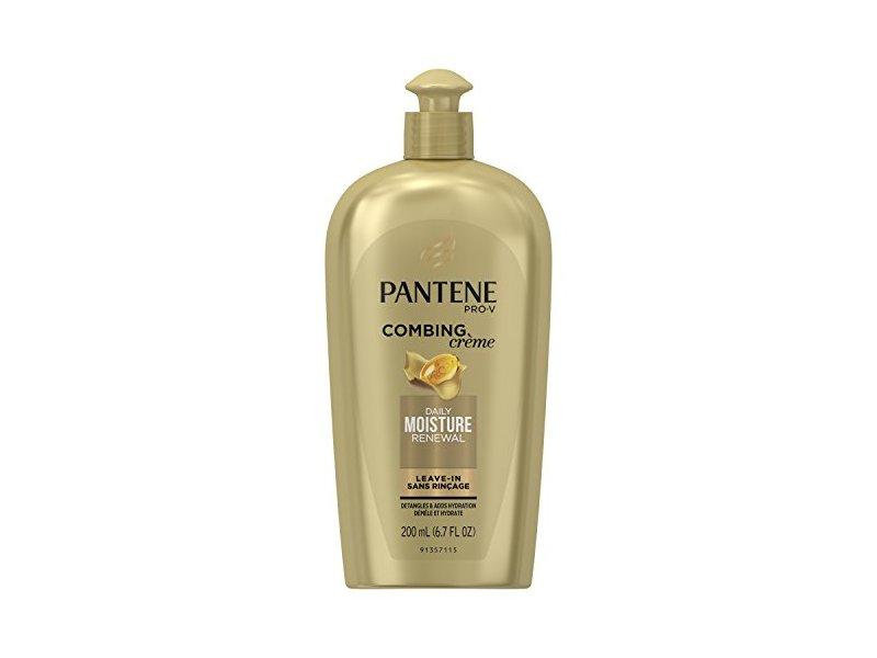 Pantene Daily Moisture Renewal Moisturizing Combing Creme, 6.7 oz