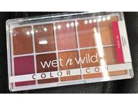 Wet N Wild Color Icon 10-Pan Makeup Palette, Heart & Sol, 0.42 oz / 12 g - Image 4