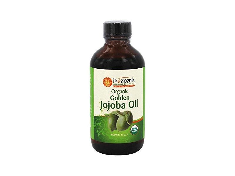 Inesscents Aromatic Botanicals Golden Jojoba Oil, 4 fl oz