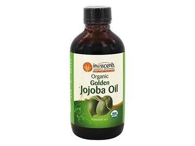 Inesscents Aromatic Botanicals Golden Jojoba Oil, 4 fl oz