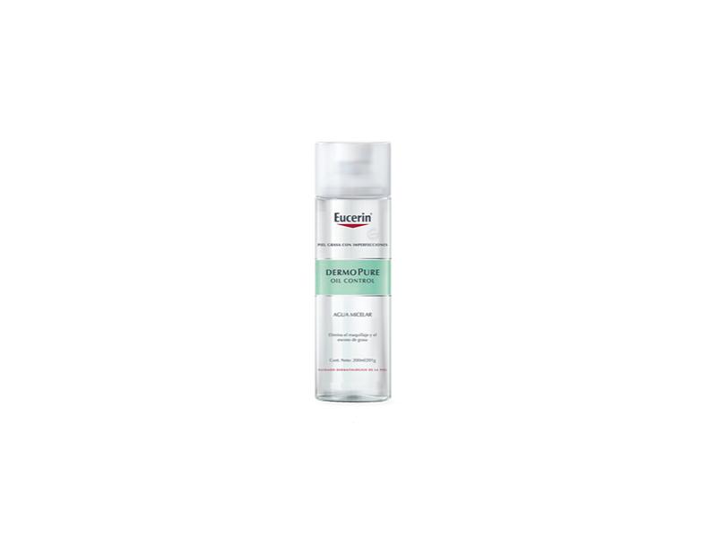 Eucerin Dermopure Oil Control Agua Micelar 200 Ml