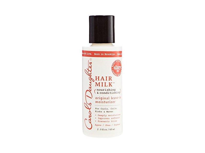 Carol's Daughter Hair Milk Original Leave-In Moisturizer, 2.0 fl oz