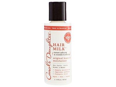 Carol's Daughter Hair Milk Original Leave-In Moisturizer, 2.0 fl oz - Image 1