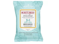 Burt's Bees Micellar Makeup Removing Towelettes with Coconut & Lotus Water - Image 2