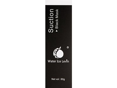 Water Ice Levin Blackhead Suction Black Head Mask, 60g - Image 6