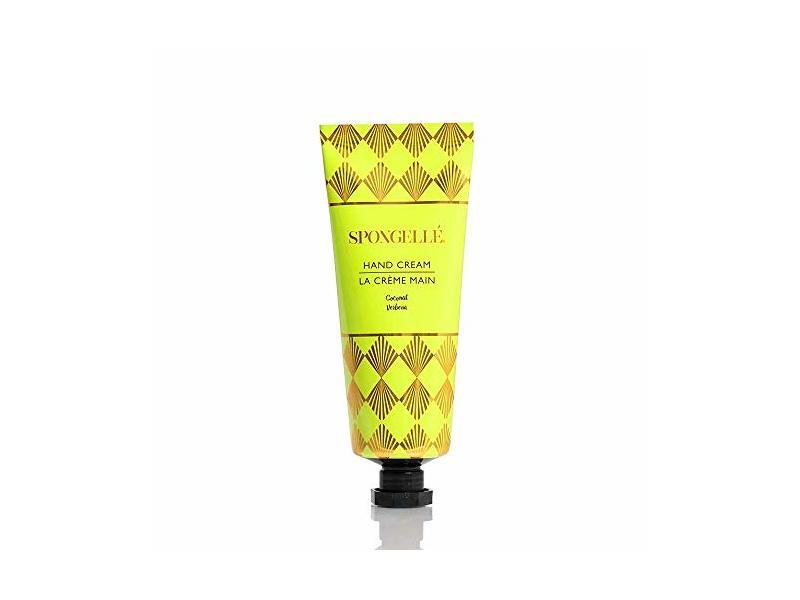 Spongelle Coconut Verbena Hand Cream, 2 oz
