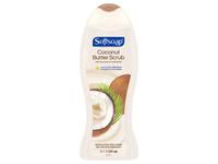 Softsoap Bodywash Coconut Scrub - Image 2