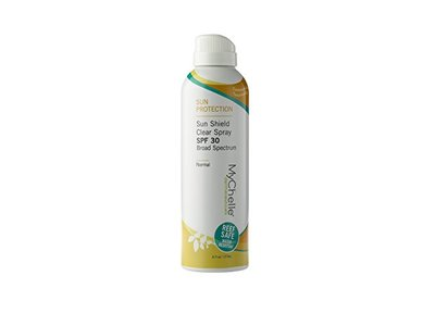 MyChelle Dermaceuticals Sun Shield Clear Spray SPF 30 for All Skin Types, 6 Fluid Ounce
