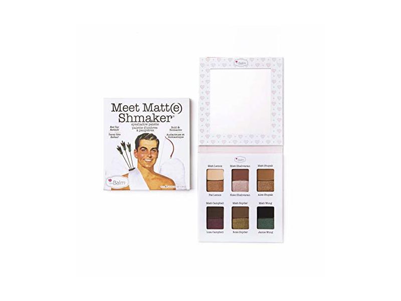 theBalm Meet Matt(e) Shmaker Eyeshadow Palette