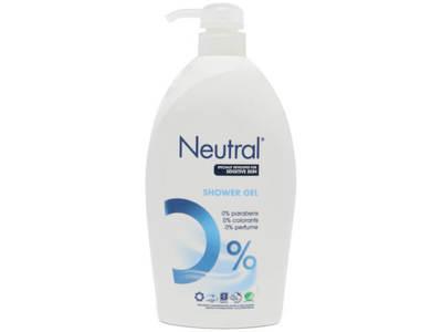 Neutral Sensitive Skin Shower Gel, 1 L
