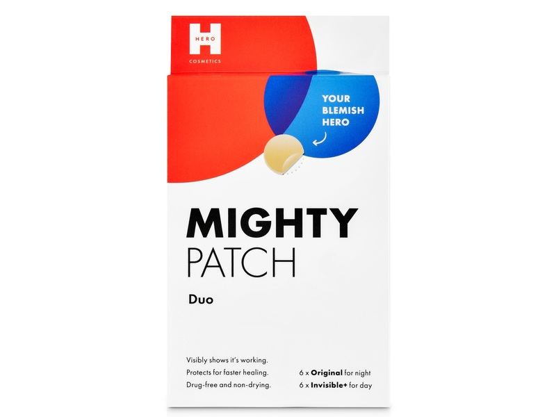 Hero Cosmetics Mighty Patch Duo Deluxe Mini Acne Patches