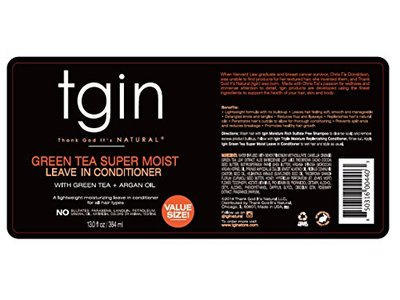 tgin Green Tea Leave-In Conditioner - Image 11