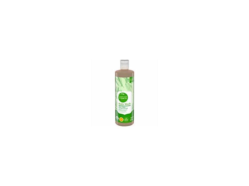 Simple Truth Organic Pure Castile Soap, Tea Tree Eucalyptus, 32 fl oz