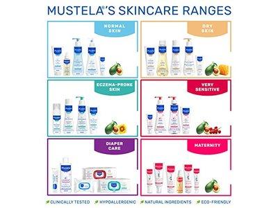 Mustela No-Rinse Cleansing Micellar Water, 10.14 fl oz - Image 11