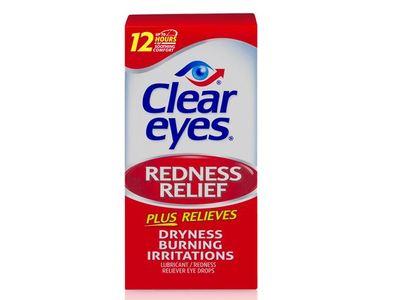 Clear Eyes Redness Relief Eye Drops, 0.5 fl oz