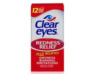 Clear Eyes Redness Relief Eye Drops, 0.5 fl oz - Image 2