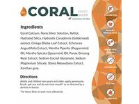 Coral White Nano Silver Cinnamon Tea Tree Toothpaste, 4 oz - Image 4
