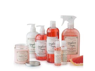Stonewall Kitchen Grapefruit Thyme Hand Soap, 16.9 Ounce Bottle - Image 5